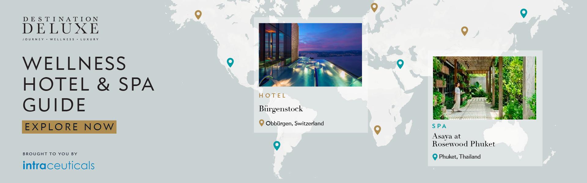 Wellness Hotel & Spa Guide Destination Deluxe