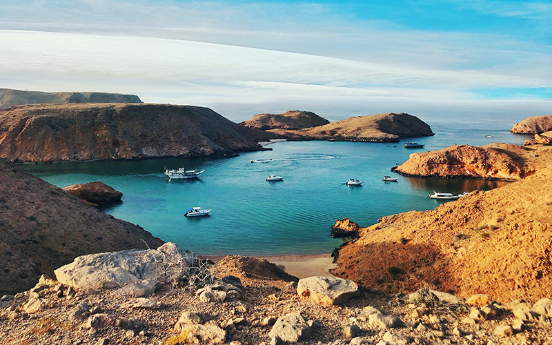 Oman Luxury Travel - Destination Deluxe