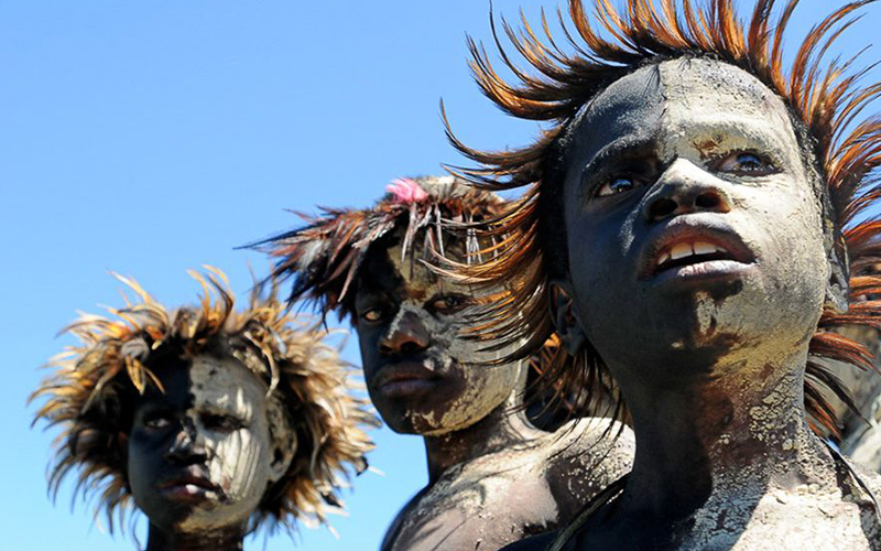 Papua New Guinea Once in a Lifetime Trips - Destination Deluxe