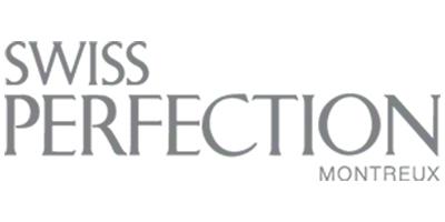 Swiss Perfection Logo - Destination Deluxe