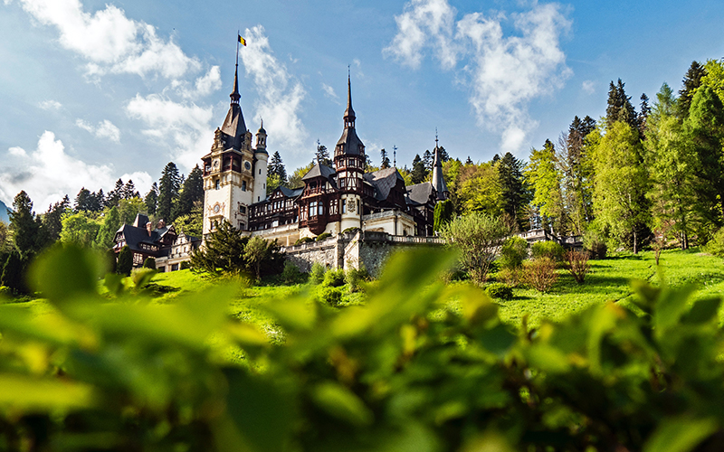 Transylvania - Destination Deluxe