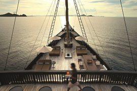 Alila Purnama Indonesian Yacht - Destination Deluxe