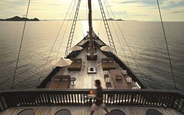 Alila Purnama Indonesian Yacht - Destination Deluxe