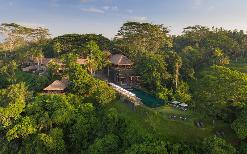 Alila Ubud Bali - Destination Deluxe