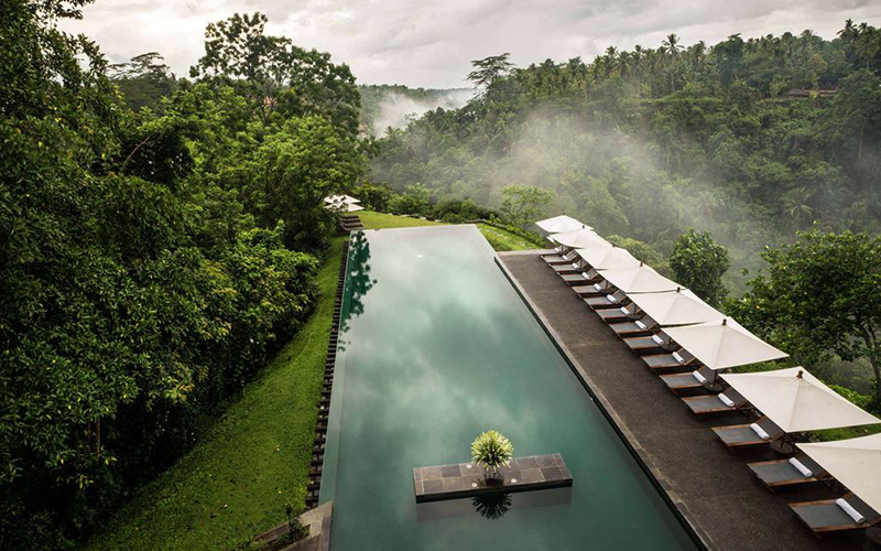 Alila Ubud Bali Pool - Destination Deluxe