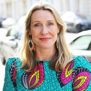 Juliet Kinsman Sustainability Editor for Condé Nast Traveller - Destination Deluxe