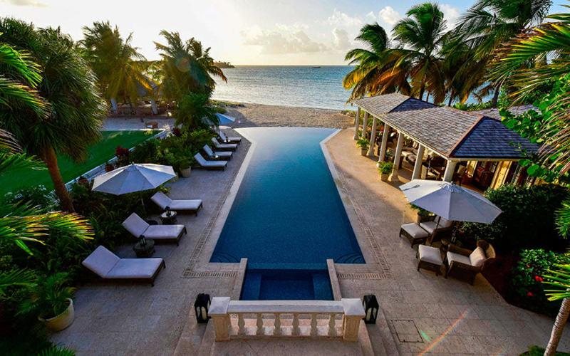 Jumby Bay Island Antigua Private Islands - Destination Deluxe