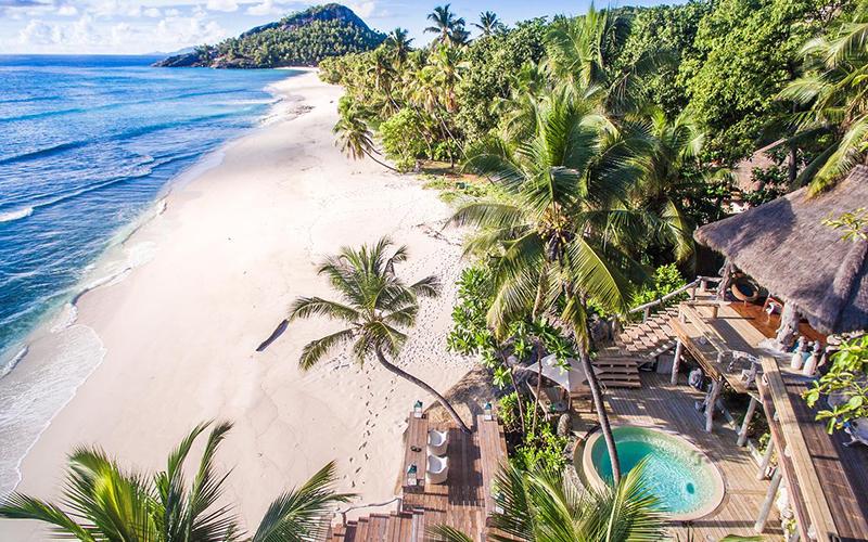 North Island Seychelles Private Island Resorts - Destination Deluxe