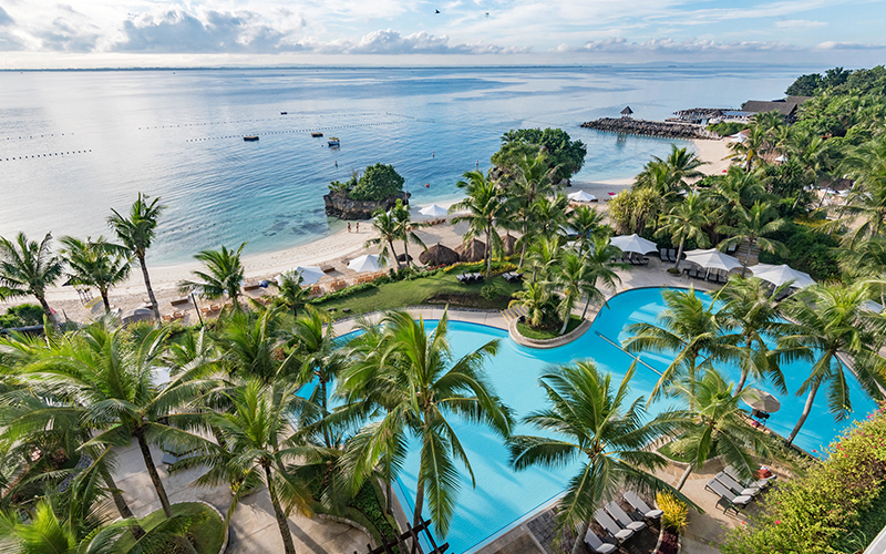 Shangri-La Mactan Cebu Philippines - Destination Deluxe