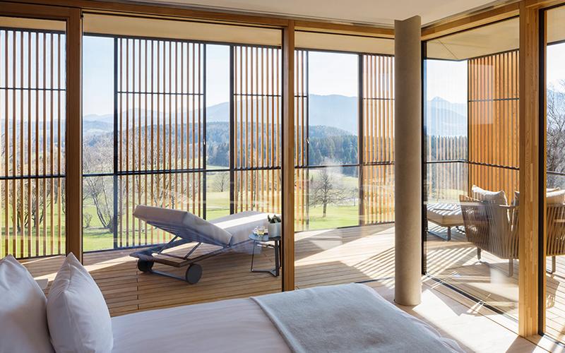 Wellness Retreat Germany Lanserhof Tegernsee - Destination Deluxe