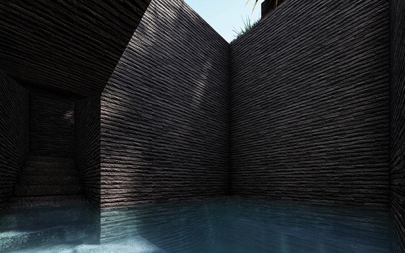 Asa Maia in Bali Pool - Destination Deluxe