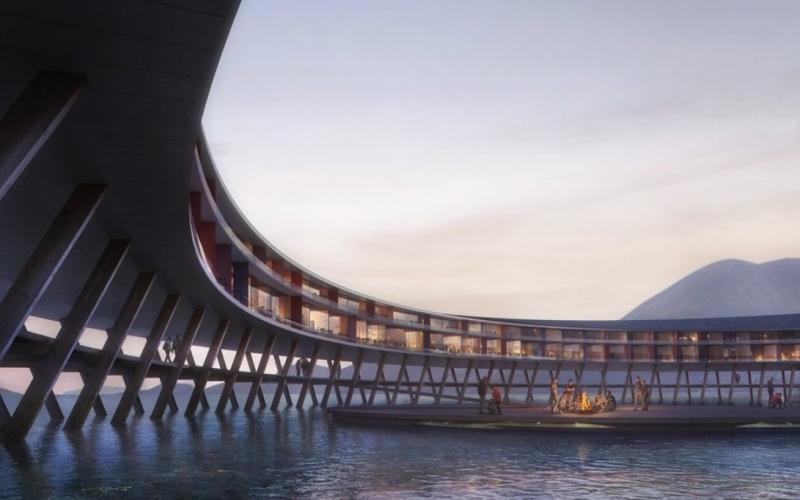 Best Eco Resorts Svart Norway - Destination Deluxe