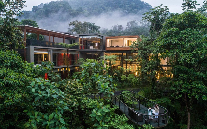 Eco Resorts Mashpi Lodge - Destination Deluxe