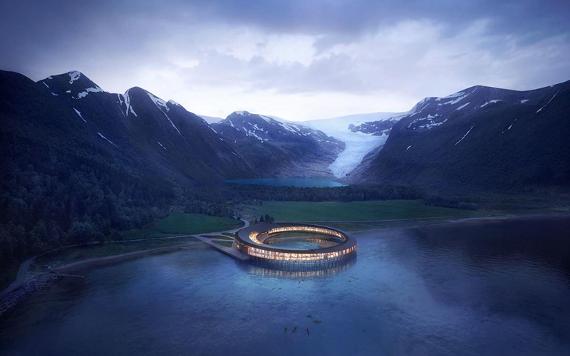Eco Resorts Svart Norway - Destination Deluxe