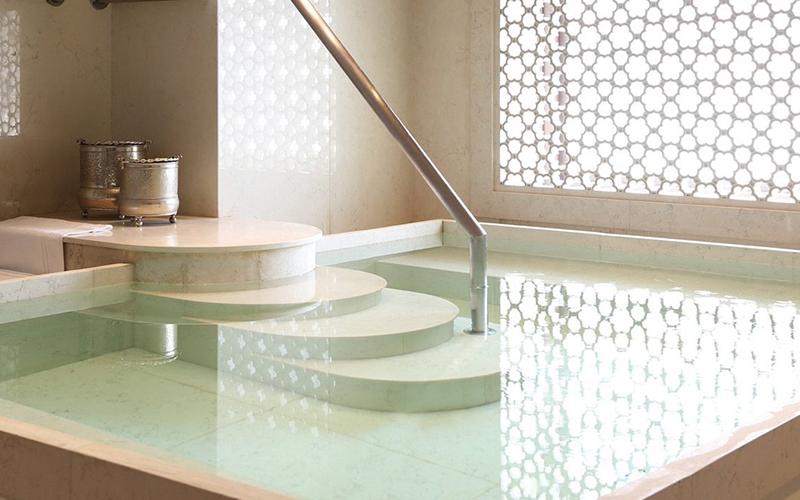 Hammam Spa Royal Mansour Marrakech - Destination Deluxe