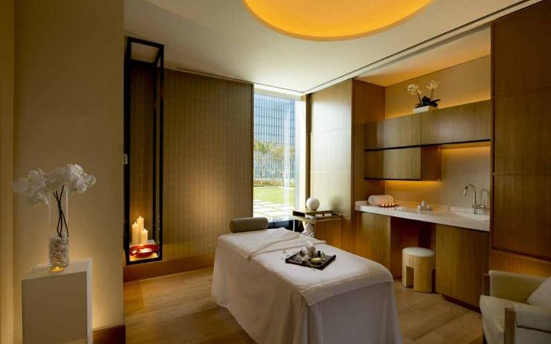 Intraceuticals Treatments Spa Conrad Seoul - Destination Deluxe