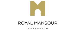 Royal Mansour Logo - Destination Deluxe