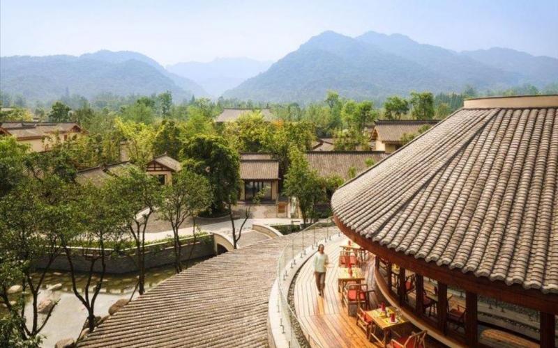 Six Senses Qing Cheng Mountain - Destination Deluxe