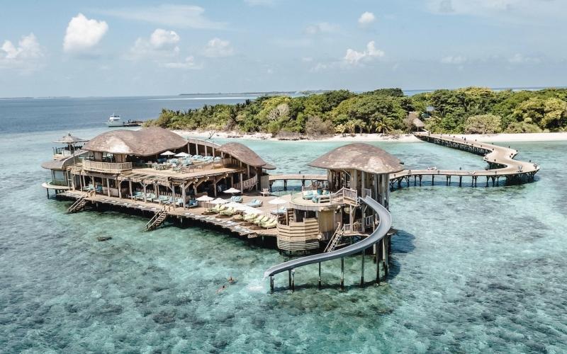 Soneva Fushi Maldives Barefoot Luxury - Destination Deluxe