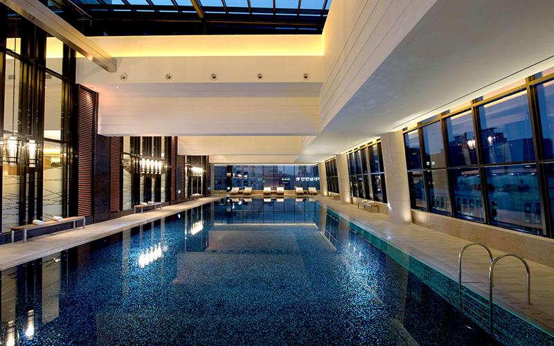 Spa Pool Conrad Seoul - Destination Deluxe