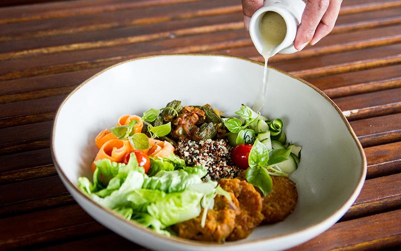 The Asa Maia Bali Healthy Cuisine - Destination Deluxe