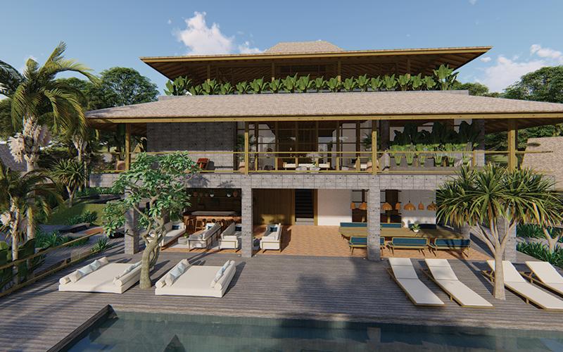 The Asa Maia Uluwatu Bali - Destination Deluxe