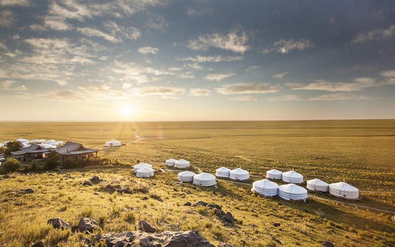 Three Camel Lodge, The Gobi, Mongolia Best Eco Resorts - Destination Deluxe
