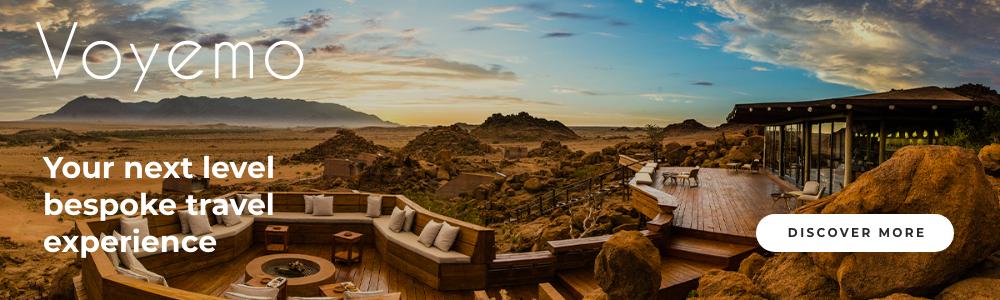 Voyemo Bespoke Luxury Travel - Destination Deluxe
