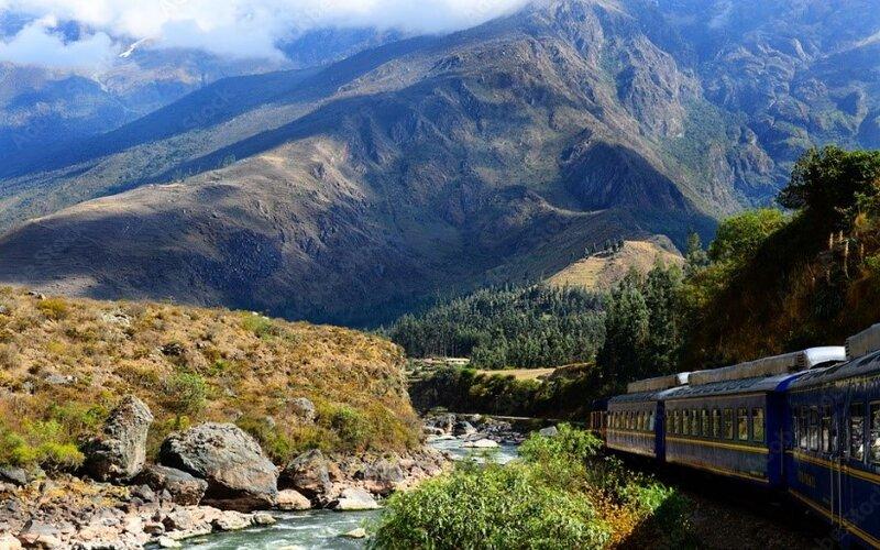 Adventure Activities Train Ride Peru - Destination Deluxe