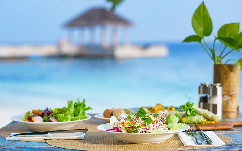 Photo: Courtesy of the Amilla Maldives Resort and Residences