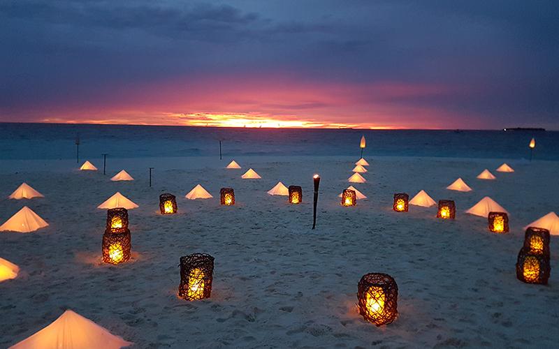 Amilla Maldives Beach Romance - Destination Deluxe