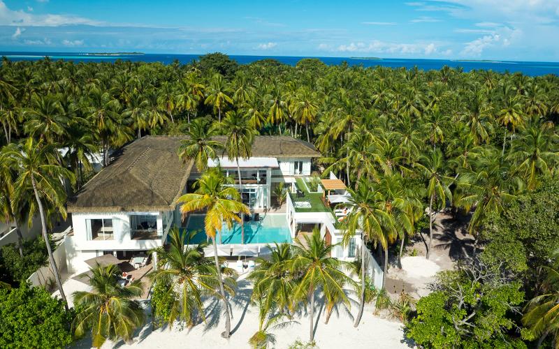 Amilla Maldives Garden Residence - Destination Deluxe