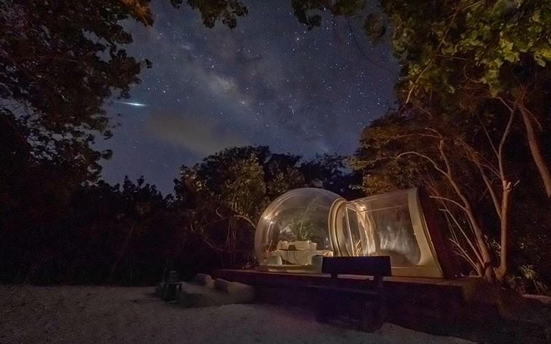 Amilla Maldives Glamping - Destination Deluxe