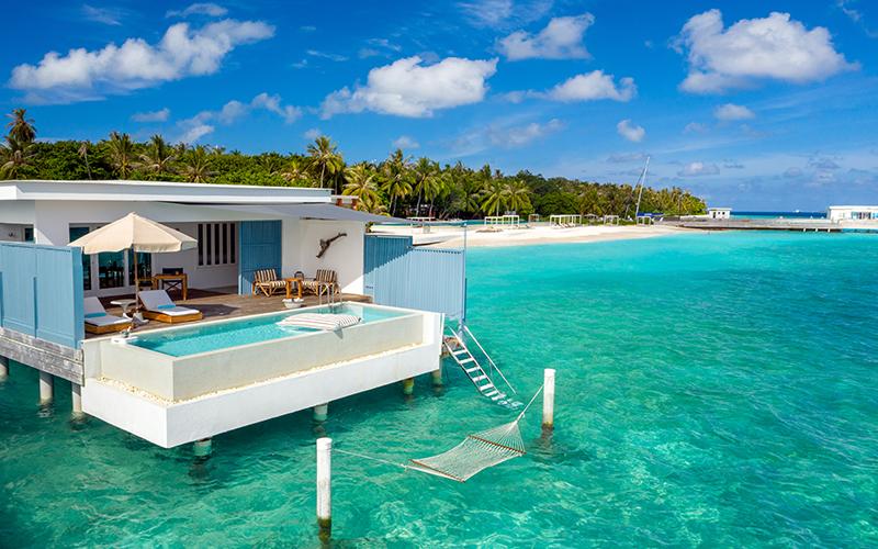 Amilla Maldives Overwater Pool Villa - Destination Deluxe