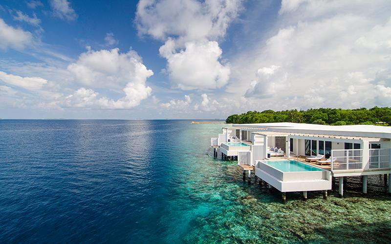 Photo: Courtesy of Amilla Maldives Resort and Residences