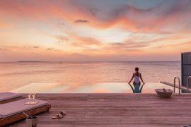 Amilla Maldives Pool Villa Sunset - Destination Deluxe