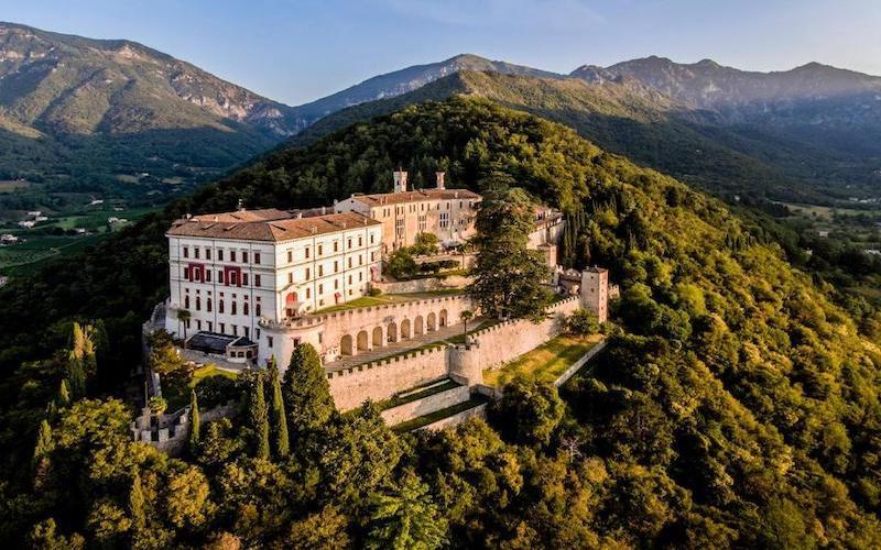 Castel Brando Italy - Destination Deluxe