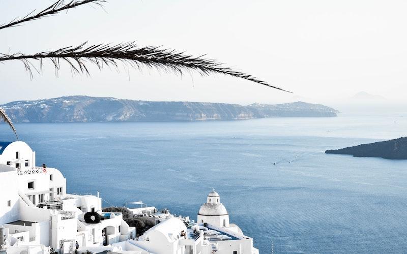 Honeymoon Destinations Santorini Greece - Destination Deluxe