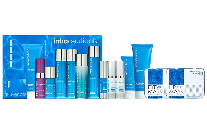 Intraceuticals Skincare Oxygen Facials - Destination Deluxe