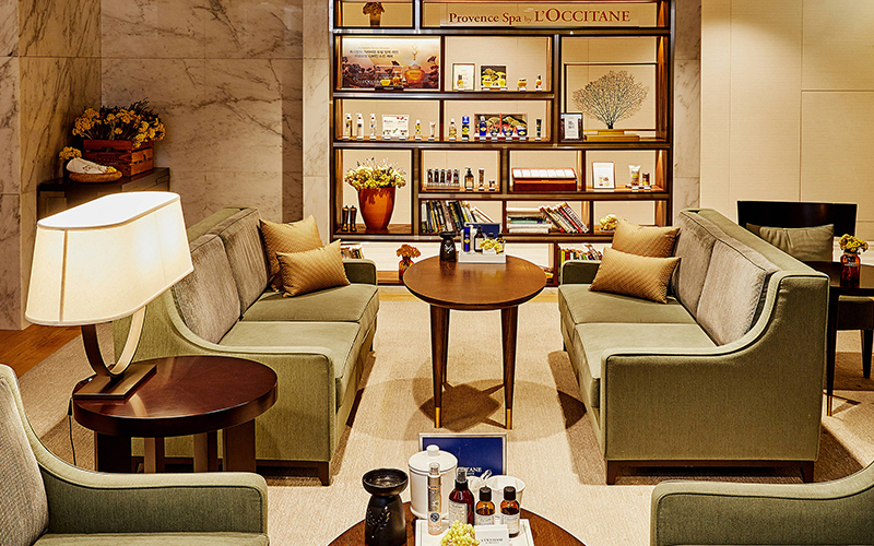 JW Marriott Dongdaemun Square Seoul Provence Spa L'OCCITANE - Destination Deluxe