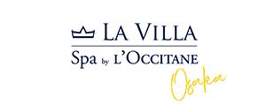 La Villa Spa by L'OCCITANE Osaka Logo - Destination Deluxe