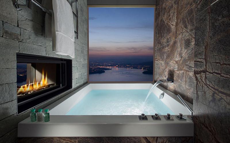 Most Beautiful Bathtubs Burgenstock - Destination Deluxe