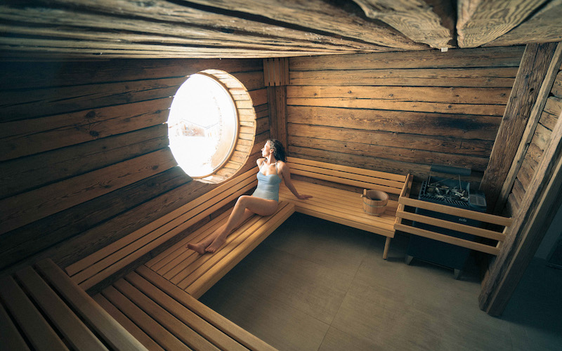PASHMINA Spa by L'Occitane Sauna - Montaz - Destination Deluxe
