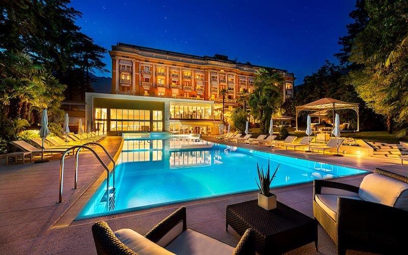 Palace Hotel Merano - Wellness Resort Italy Destination Deluxe