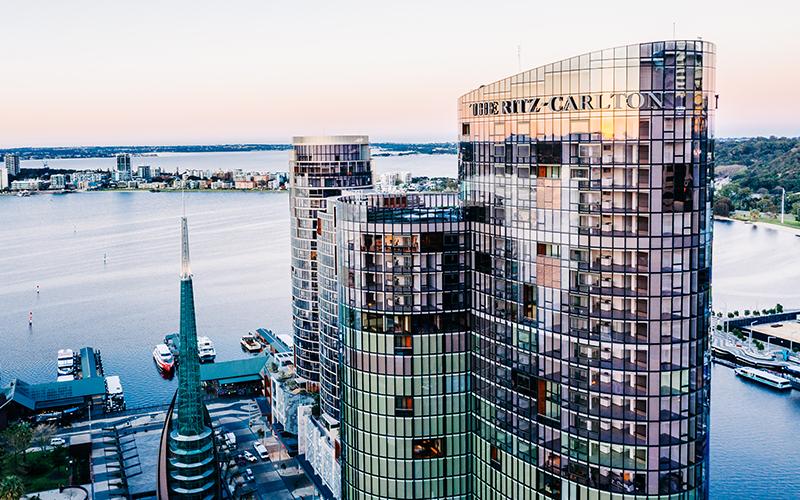 Ritz-Carlton Perth - Destination Deluxe