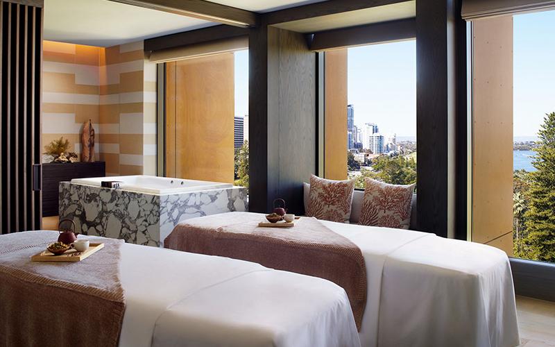 Ritz-Carlton Spa Treatment Perth - Destination Deluxe