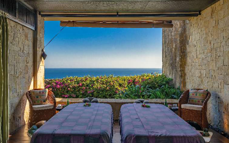 Spa Treatment Bulgari Bali - Destination Deluxe