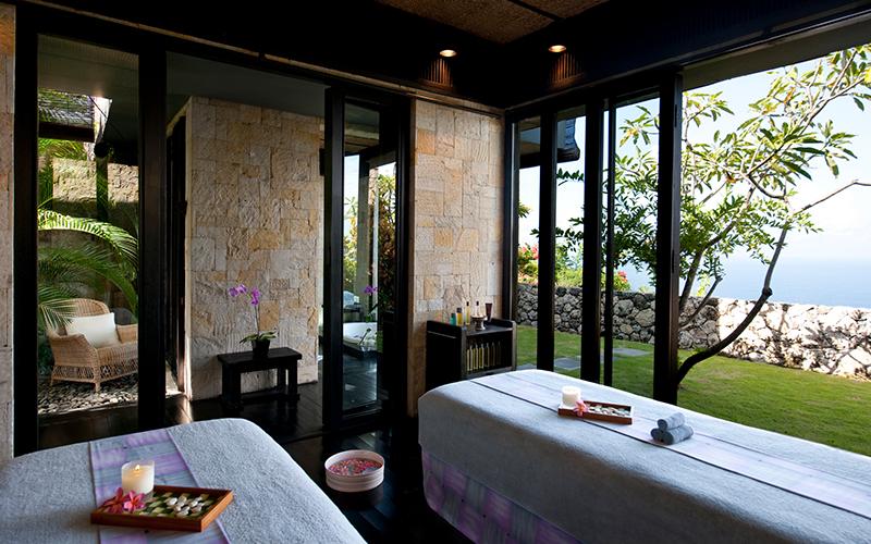 Spa at Bulgari Resort Bali - Destination Deluxe