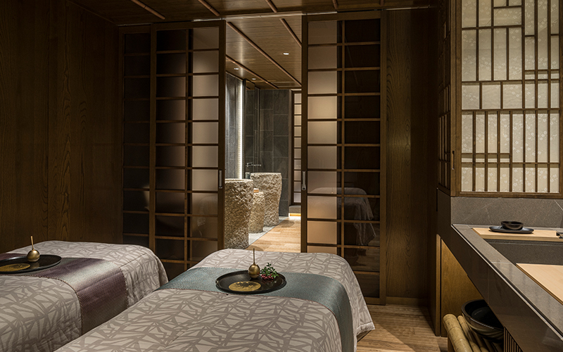 Spa at Four Seasons Kyoto - Destination Deluxe