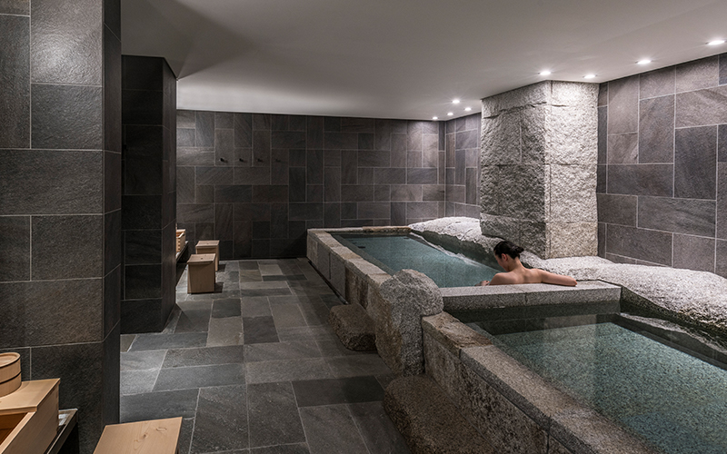 The Spa at Four Seasons Kyoto City Wellness - Destination Deluxe